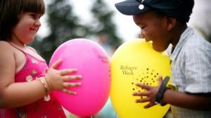 Kidswithballoons