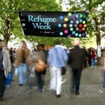 Welcome to Refugee Week by Nana Varveropoulou