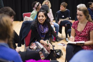 Platforma Conference organised by Counterpoints Arts, Leicester, November 6, 2015. Photo by Marcia Chandra.
