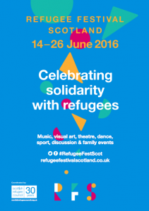 Refugee Festival Scotland