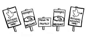 banner-refugees-welcome small