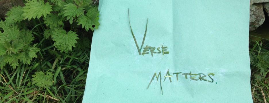 verse-matters
