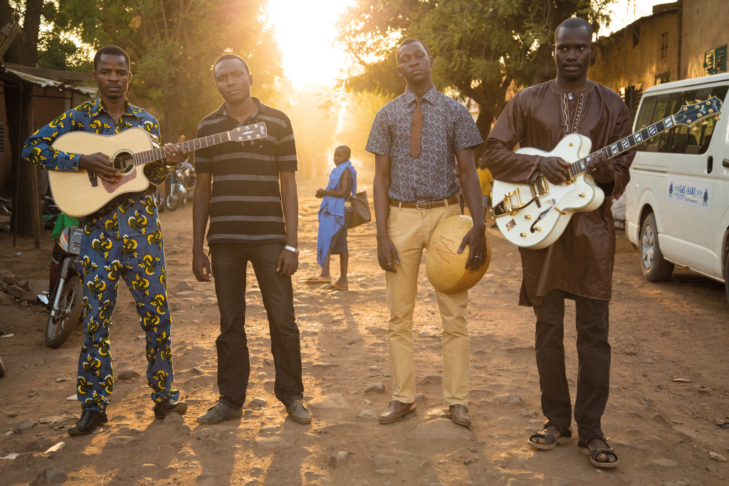 They Will Have To Kill Us First - Songhoy Blues-1