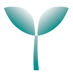 leaves logo only