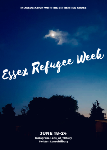 Poster refugee week
