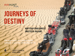 Journeys of Destiny Image Front Refugee Wk