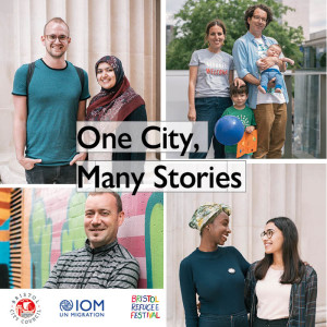 One City Many Stories Square