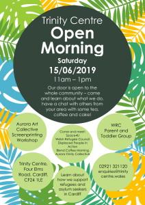 new Open Morning 2019 ref week-1