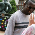 Encounters at Celebrating Sanctuary Birmingham 2007 - Photograph by Amaya Roman