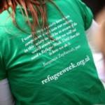 Green Tshirt by Nana Varveropoulou