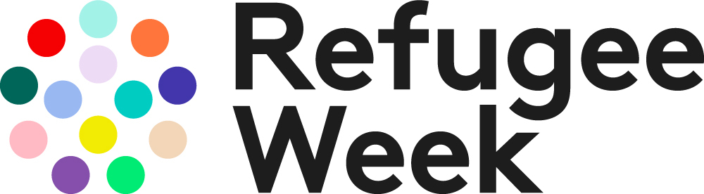 The Refugee Week Logo | Refugee Week