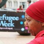 Refugee Week Birmingham 2007 - Photograph by Amaya Roman