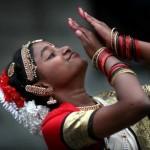 Tamil performer at CS 06