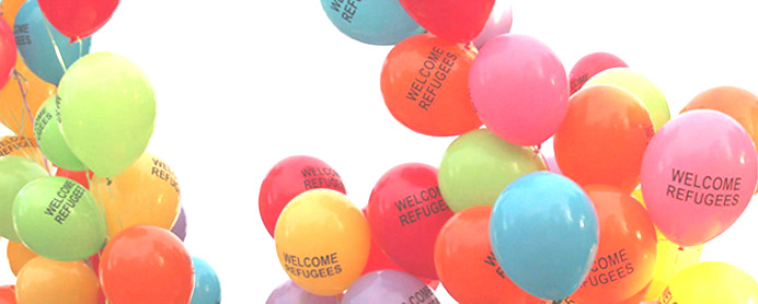 "Theme of Refugee Week 2016 is ""Welcome""