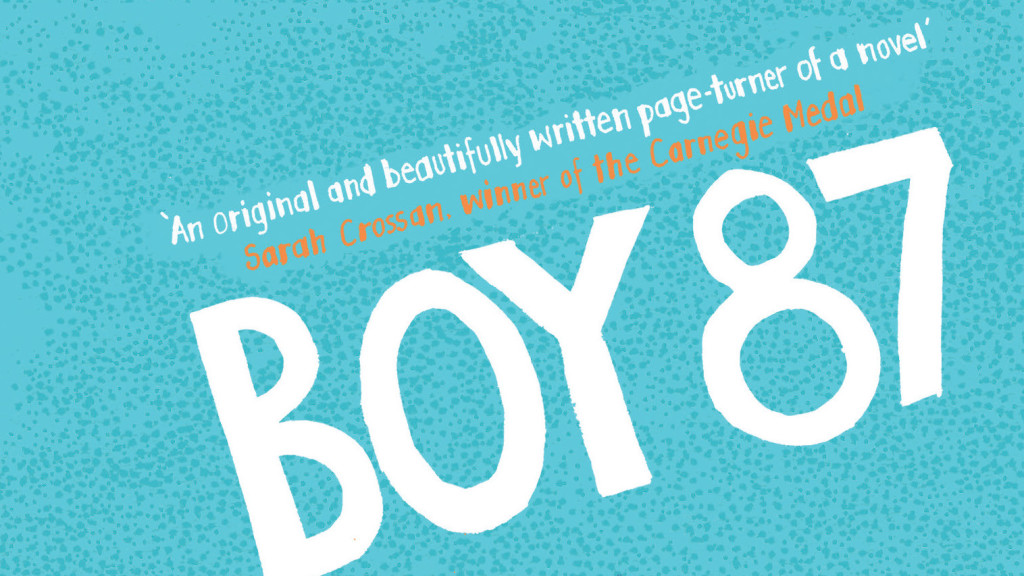 Boy 87 book cover