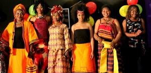 Ubuntu fashion show