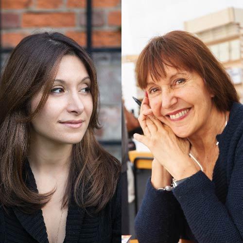 The Displaced: Marina Lewycka and Dina Nayeri in
