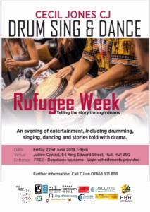 drum sing dance