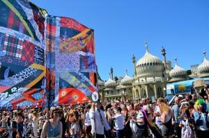PHM NUF LGBT Pride Brighton