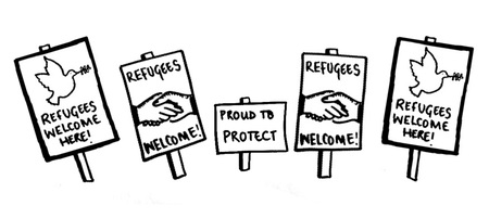 banner-refugees-welcome