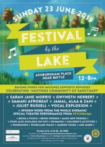 Festival by the Lake flyer