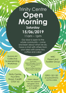 new Open Morning 2019 ref week-1