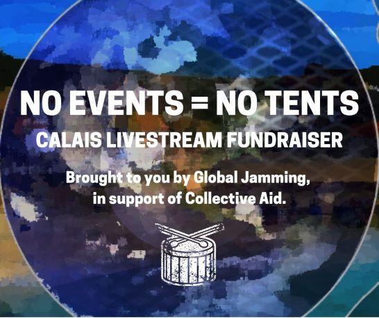 Calais No Events, No Tents Fundraiser jpg2