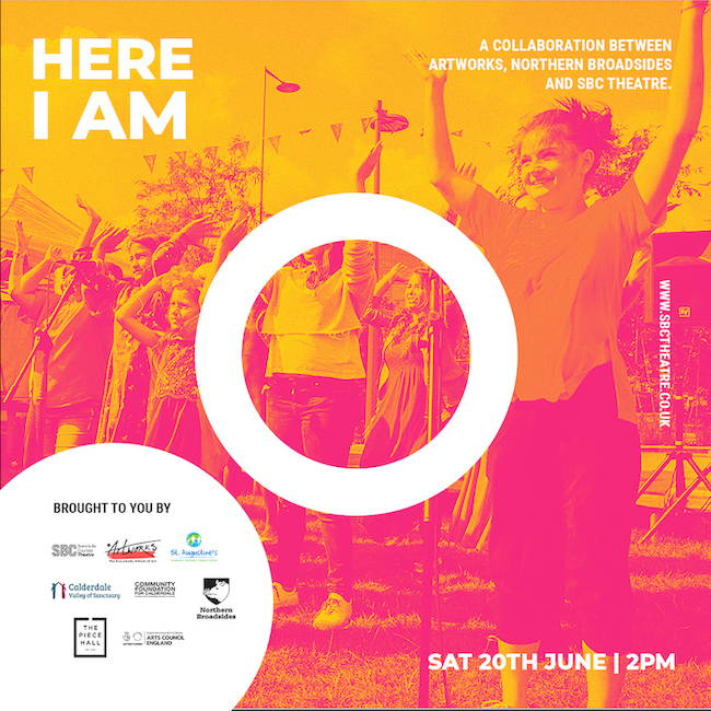 Here I am (SBC Theatre:Northern Broadsides:Artworks)