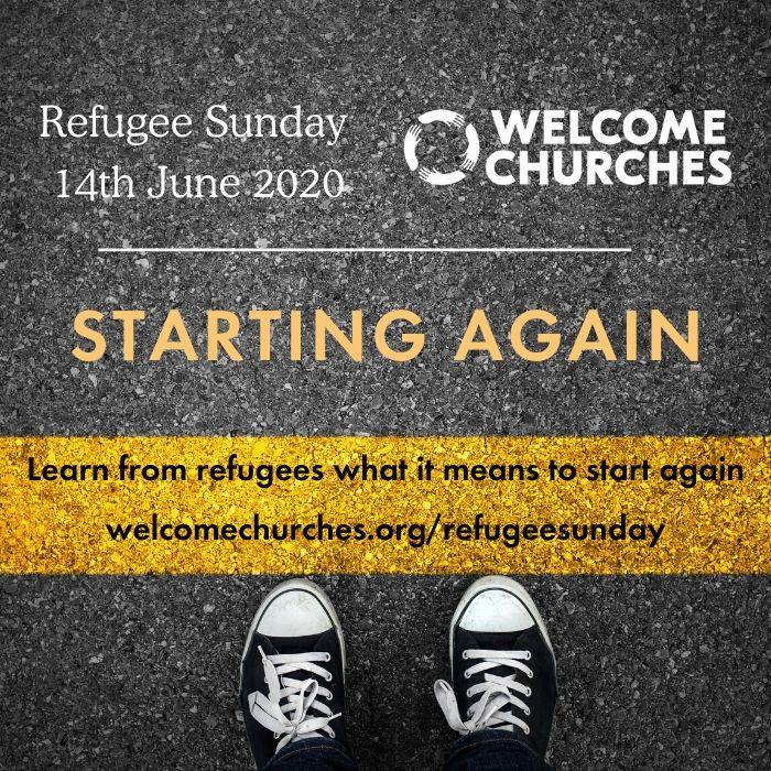 Refugee Week website image