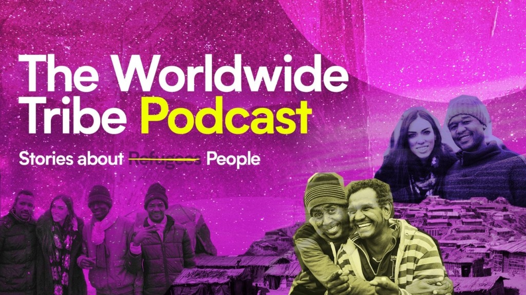 Image: The Worldwide Tribe Podcast