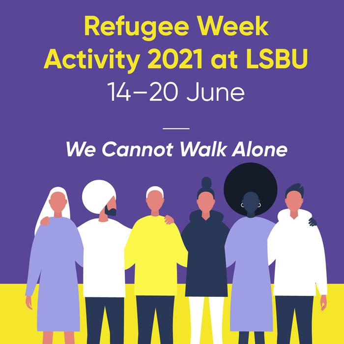 Refugee Week logo - Refugee Week website