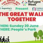 Copy of Present THE GREAT WALK TOGETHER WHEN Sunday 20 June WHERE People's Park