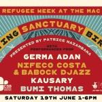 Refugee Week at MAC, Birmingham